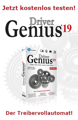Jetzt kostenlos Driver Genius 19 testen!