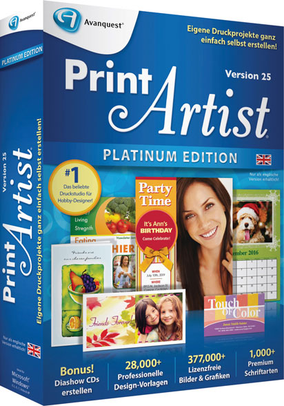 printartistplatinum25_Boxshot