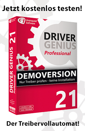 Jetzt kostenlos Driver Genius 21 testen!